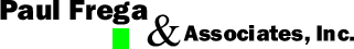 Paul Frega & Associates, Inc. Logo